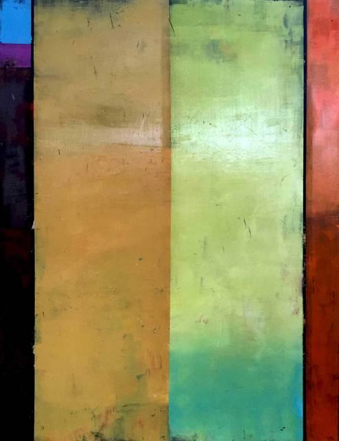 , 'Colorfield 1, Experimental Stripes,' 2019, Artsivana Contemporary