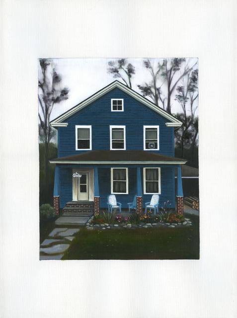 , 'Paper Town 30/40,' 2018, Fridman Gallery