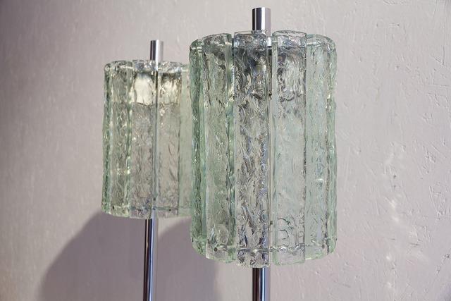 , 'Coppia di lampade da terra (detail),' ca. 1960, LUCIANO COLANTONIO
