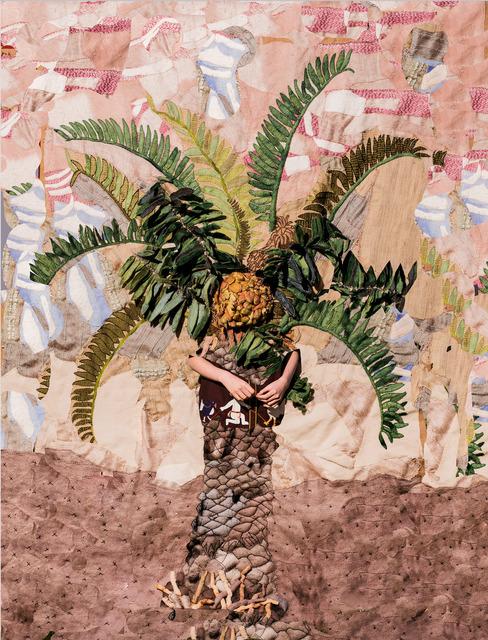 , 'Potato Palm in Full Sun,' 2016, Huxley-Parlour