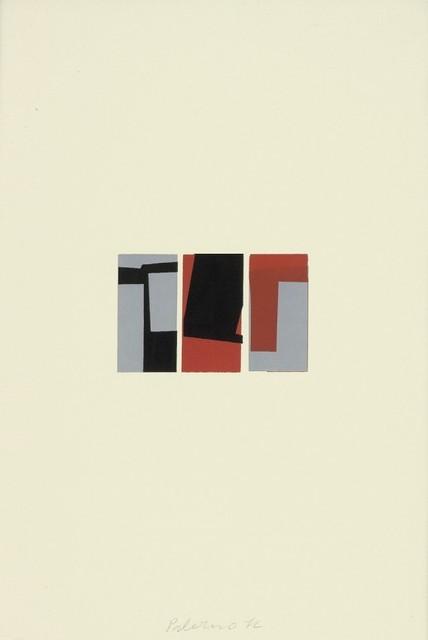 , 'Dreiteilige Miniatur,' 1972, Carolina Nitsch Contemporary Art