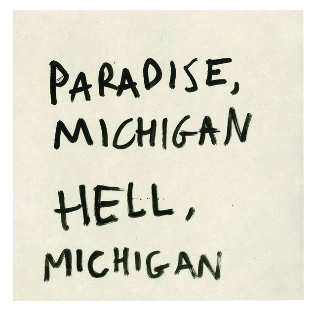 , 'Michigan,' 2015, Subliminal Projects