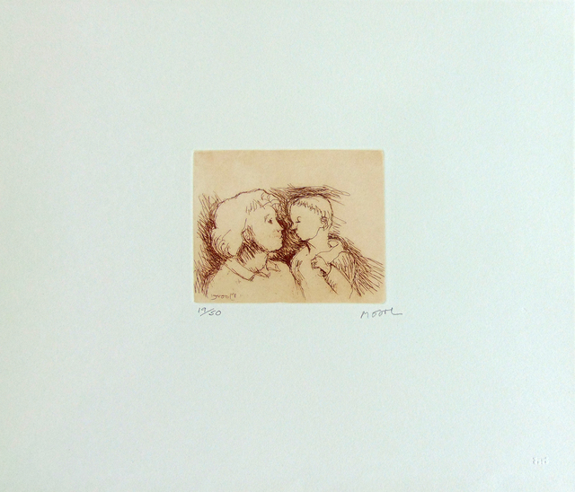 , 'Mother and Child C,' 1984, Gilden's Art Gallery