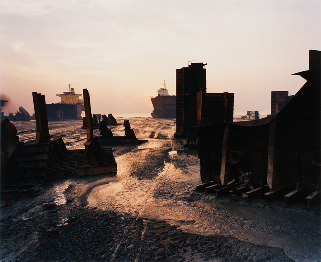 , 'Shipbreaking #13, Chittagong, Bangladesh,' 2000, Robert Koch Gallery