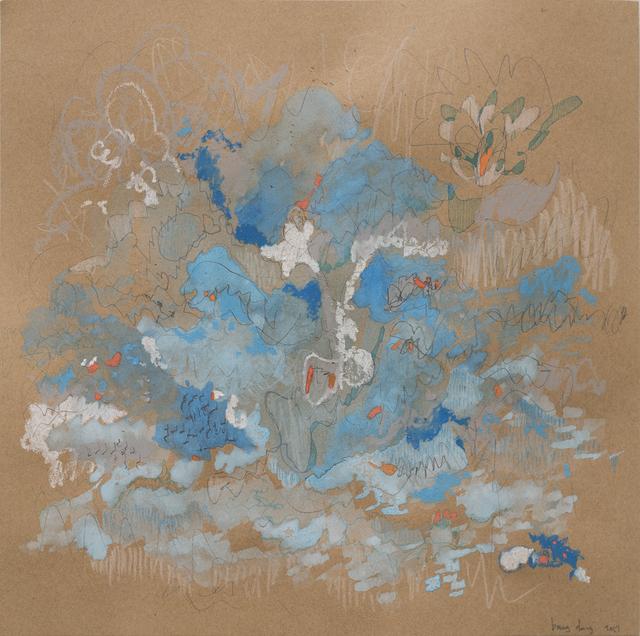 , 'Blue Tango,' 2017, Jen Mauldin Gallery