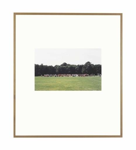 Andreas Gursky, 'Düsseldorf', Christie's