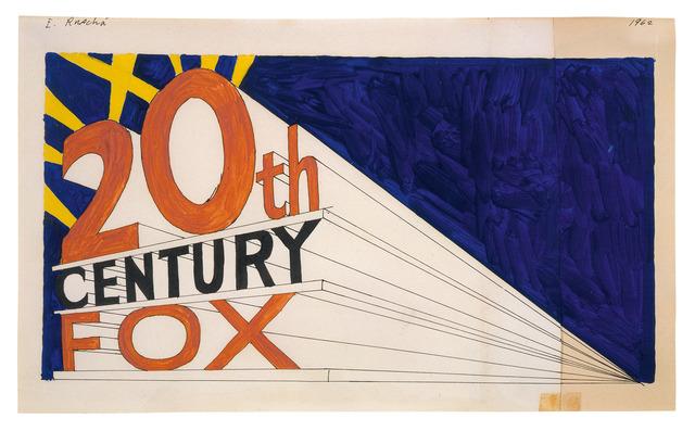, 'Trademark #7,' 1962, Louisiana Museum of Modern Art