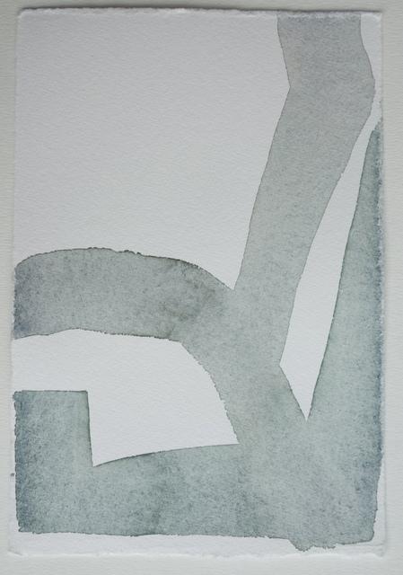 , 'Teresa Pera / Botanics 5 ; works on paper from the series Caligrafies,' 2017, PontArte
