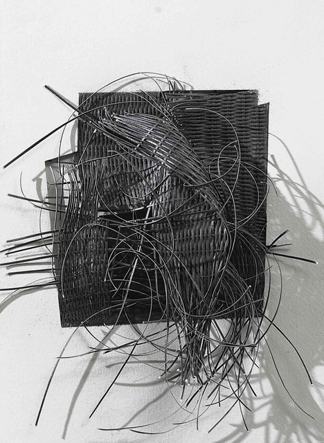 , 'A Piece of nothing- some lines with life and  time,' 2018, Gallery Espace