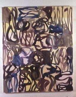 Melissa Meyer, 'Here Come the Night', 2003, Oil on Canvas, Heather Gaudio Fine Art