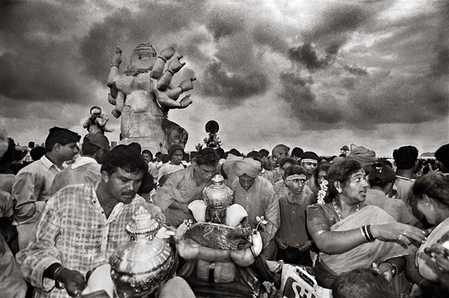 , 'Ganpati Celebration, Mumbai,' 2001, Aicon Gallery