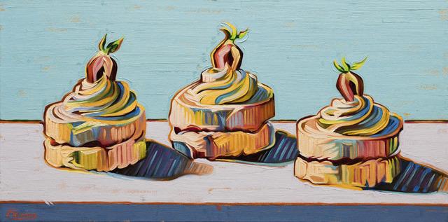 , 'Three Cheers For Shortcake,' , Underscore Art