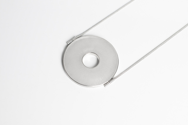 , 'FOCUS Necklace,' 2017, Bullseye Projects