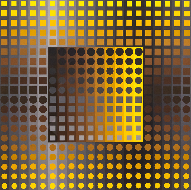 Victor Vasarely, 'Untitled from Permutations', 1960-1970, Artrust