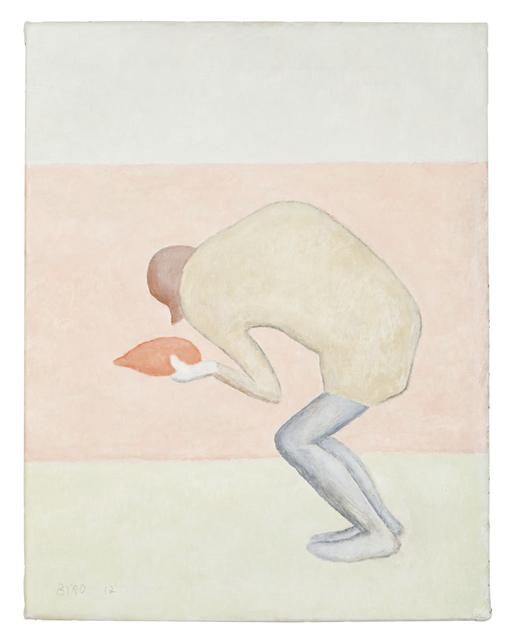 , 'Man at Meat Counter,' 2012, Fleisher/Ollman
