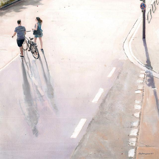 Sergi Castignani, 'Promenade 2', 2017, Carre D'Artistes