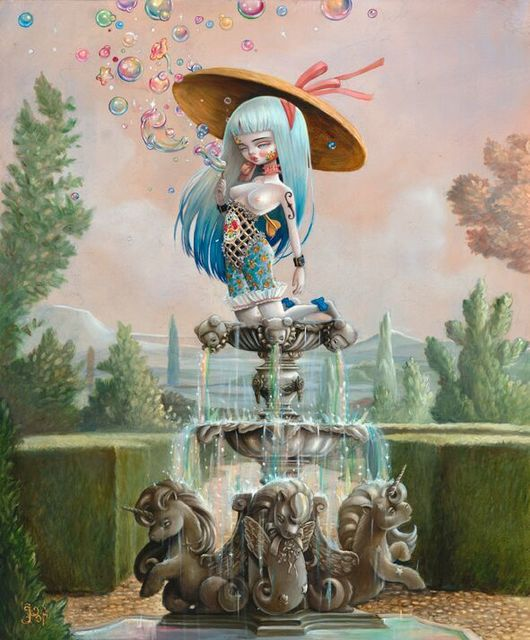 , 'Elixir Fountain,' 2016, Haven Gallery
