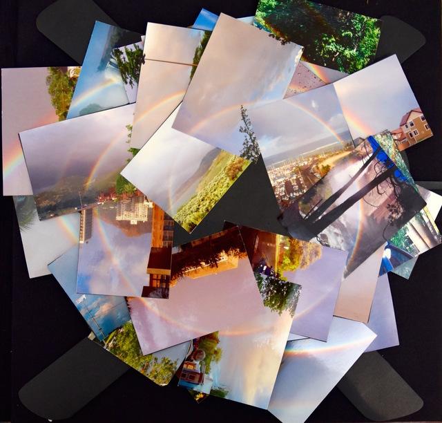 Peter Coffin, 'Untitled (Spiral, Pop-Up Photo Album)', 2006, International Studio & Curatorial Program