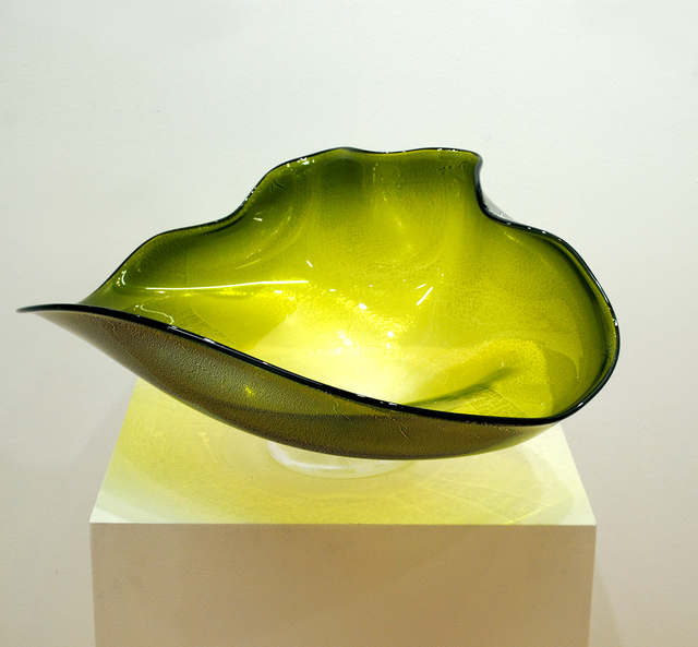 David Thai, 'Chartreuse Signature Bowl', 2016, Gallery K.A.G.