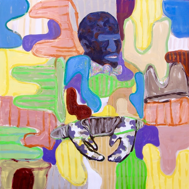 , 'Hands in the cookie jar,' 2016, First Floor Gallery Harare