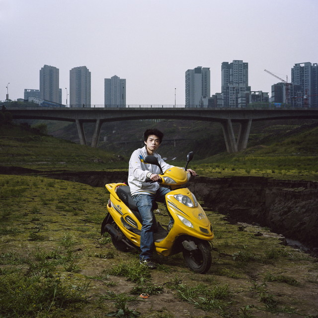 , 'Portrait Chongqing 02,' 2013, MO-Industries