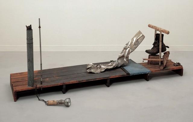 Robert Rauschenberg, 'Trophy IV (for John Cage)', 1961, Robert Rauschenberg Foundation