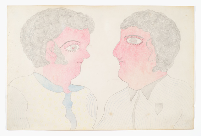 , 'Untitled (Two Heads),' ca. 1975, Fleisher/Ollman
