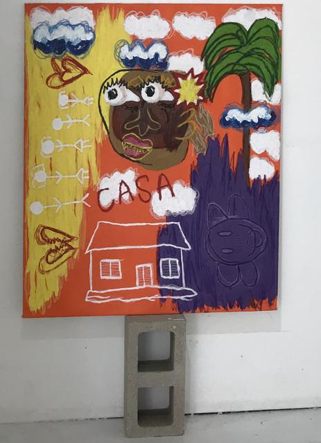 , 'Casa,' 2019, Superposition
