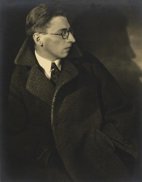 , 'Portrait de mon amie Funke,' 1924, Jeu de Paume