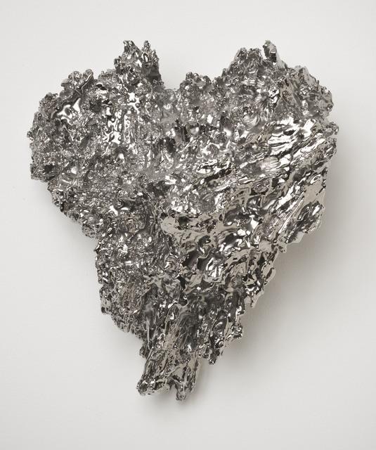 , 'Lux Interior (Platinum),' 2012, Regen Projects