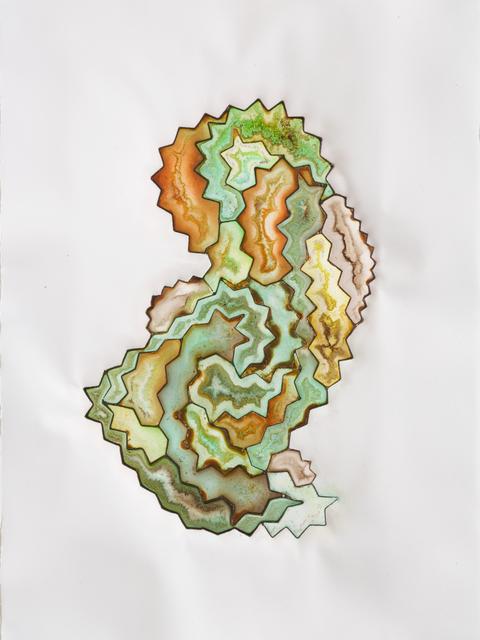, 'Crag 4,' 2016, Bruno David Gallery & Bruno David Projects
