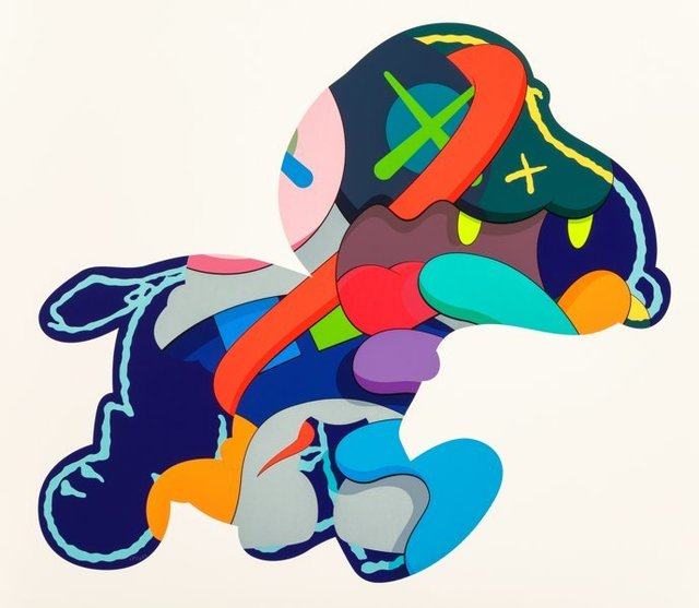 KAWS, 'Stay Steady', 2015, David Benrimon Fine Art
