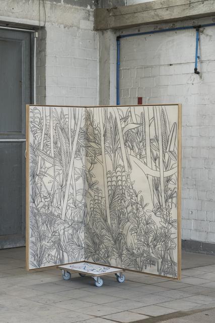 , 'Untitled But Mobile,' 2018, Ruttkowski;68
