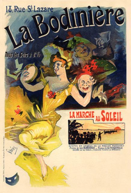 Jules Chéret, 'La Bodiniere', 1895-1900, Galerie d'Orsay