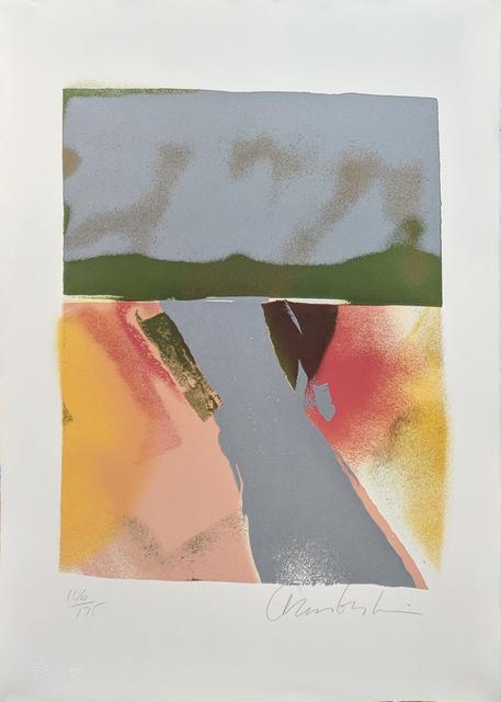 John Chamberlain, 'FLASHBACK VII', 1981, Gallery Art