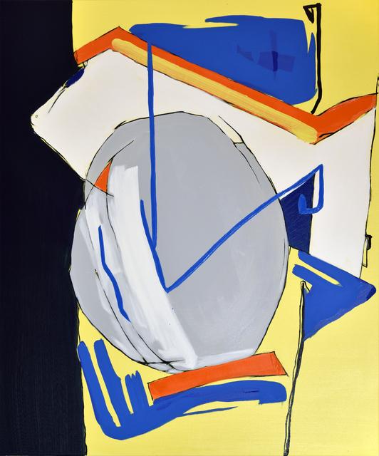 , 'Edge it,' 2014, Galerie Kornfeld