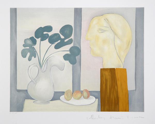 Pablo Picasso, 'Nature Morte a la Fenetre', 1979, Broadway fine Art