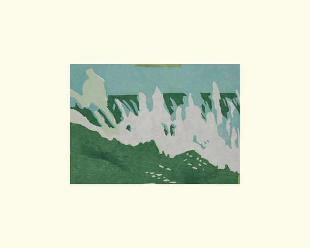 Suzanne Caporael, 'Refugio', 2006, Tandem Press