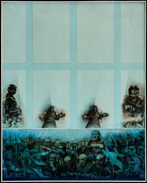 , 'Alla ricerca di un rapporto umano,' 1967, OSART GALLERY