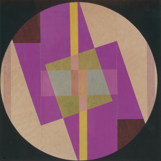 , 'Räumliche Strukturen I,' 1979, Galerie Kornfeld