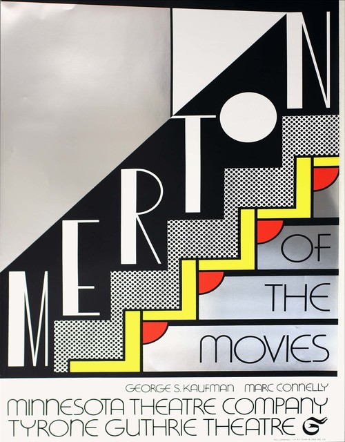 , 'Merton of The Movies,' 1968, GALLERY SHCHUKIN