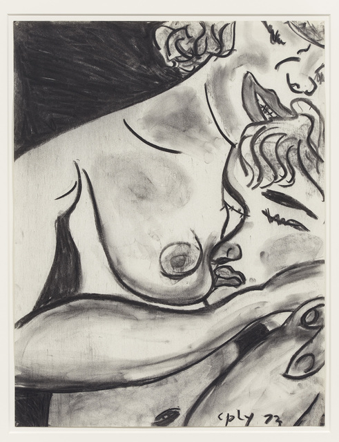 William Nelson Copley, 'Untitled (X-Rated Series)', 1973, David Nolan Gallery