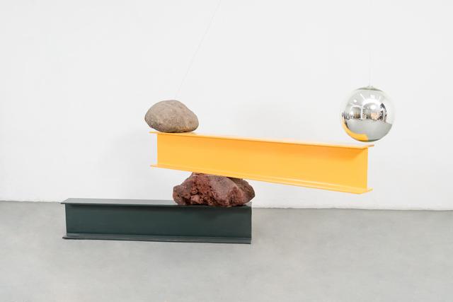 , 'Tesis Metafísica II,' 2019, Galería OMR