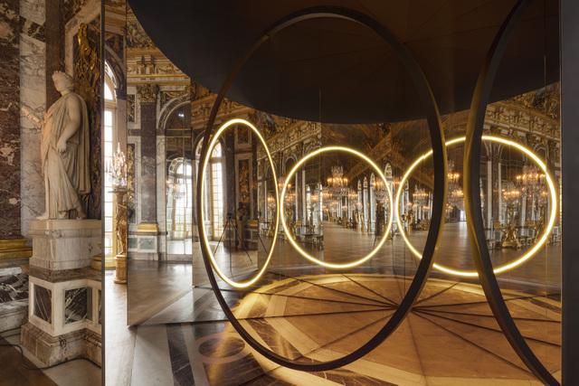 , 'Your Sense of Unity,' 2016, Château de Versailles