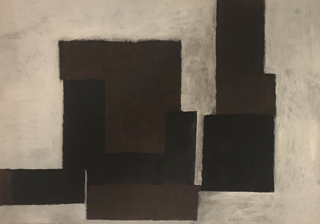 , 'Stuttgart No. 16,' 1958, Quogue Gallery