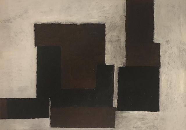 Harry Bertschmann, 'Stuttgart No. 16', 1958, Quogue Gallery