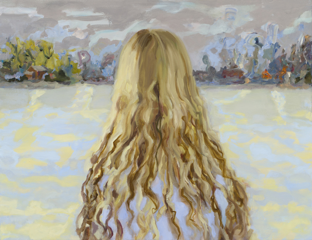 Janet Werner, 'Back (Landscape)', 2018, VIVIANEART