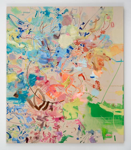 , 'Globey,' 2015, 303 Gallery