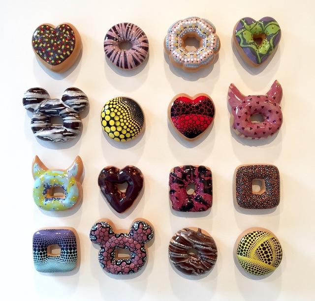 , 'Donut Rush (16),' 2017, Lyons Wier Gallery