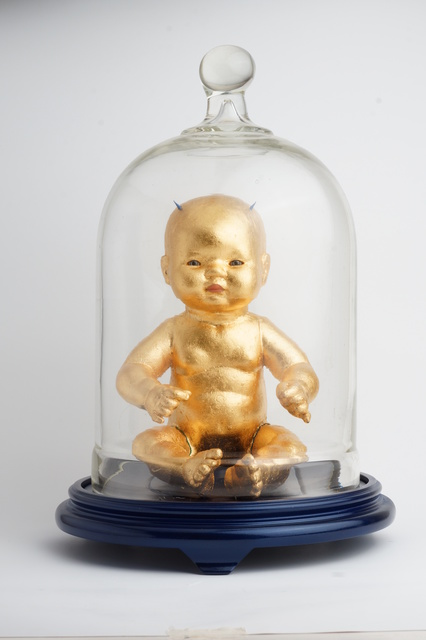 , 'Golden Baby,' 2012, Tina Keng Gallery